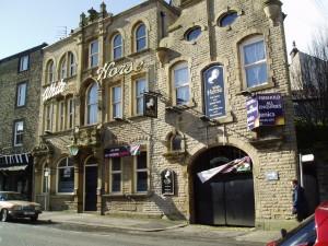 Former White Horse pub, York Street, Clitheroe