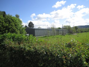 Industrial site, Mitton Road, Whalley
